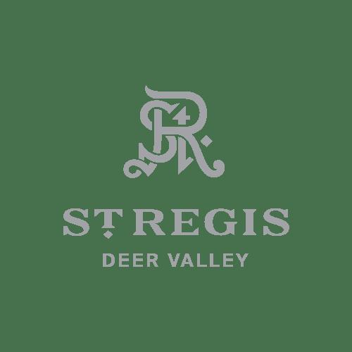 The St. Regis Deer Valley Logo - Transparent Background