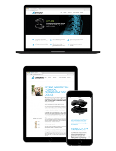 Dymicron Portfolio Website