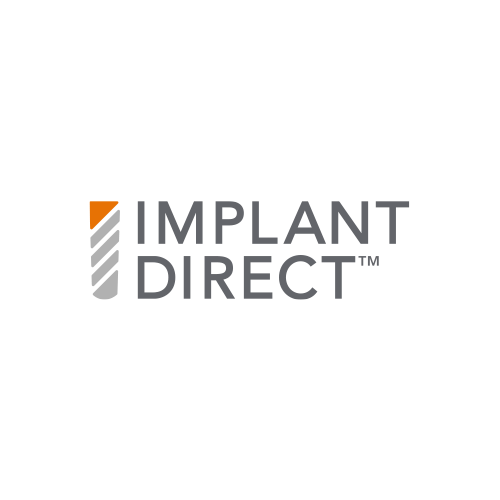 Implant Direct Logo - Transparent Background