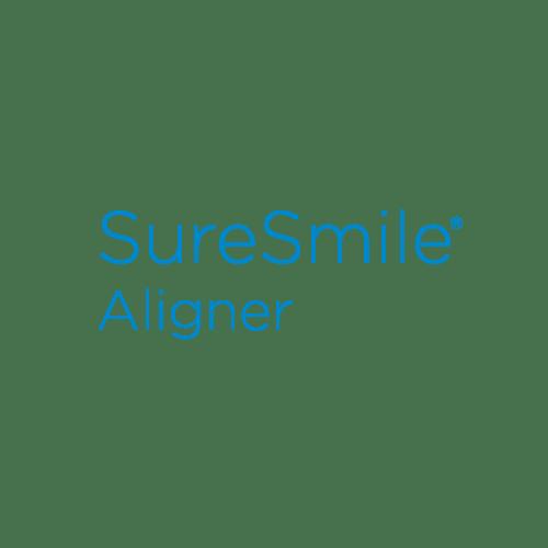 SureSmile Aligner Logo - Transparent Background