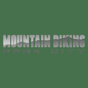 Mountain Biking Park City Logo