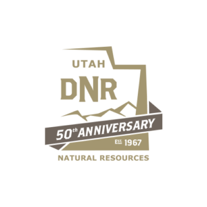 Utah Department of Natural Resources Logo